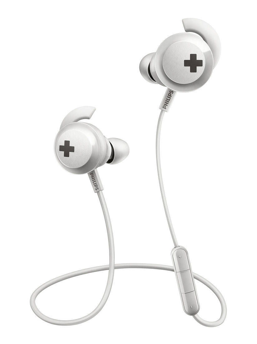 Philips Headphones Buy Philips White Bass Wireless Bluetooth Headphones Online Nyka Fashion
